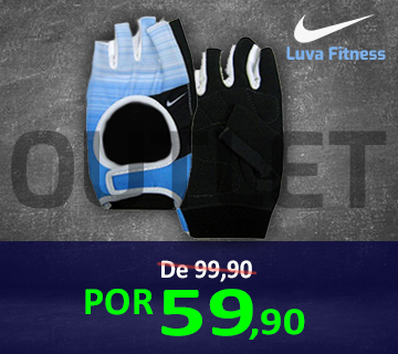 LUVA FITNESS NIKE WOMEN'S FIT CROSS TRAINING GLOVES - AZUL