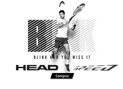 Raquete de Tênis Head Graphene 360+ Speed MP