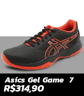 Tênis Asics Gel Game 7