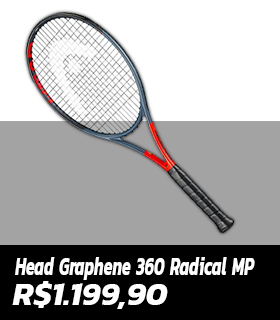 Raquete de Tênis Head Graphene 360 Radical MP