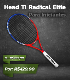 Raquete de Tênis Head TI Radical Elite